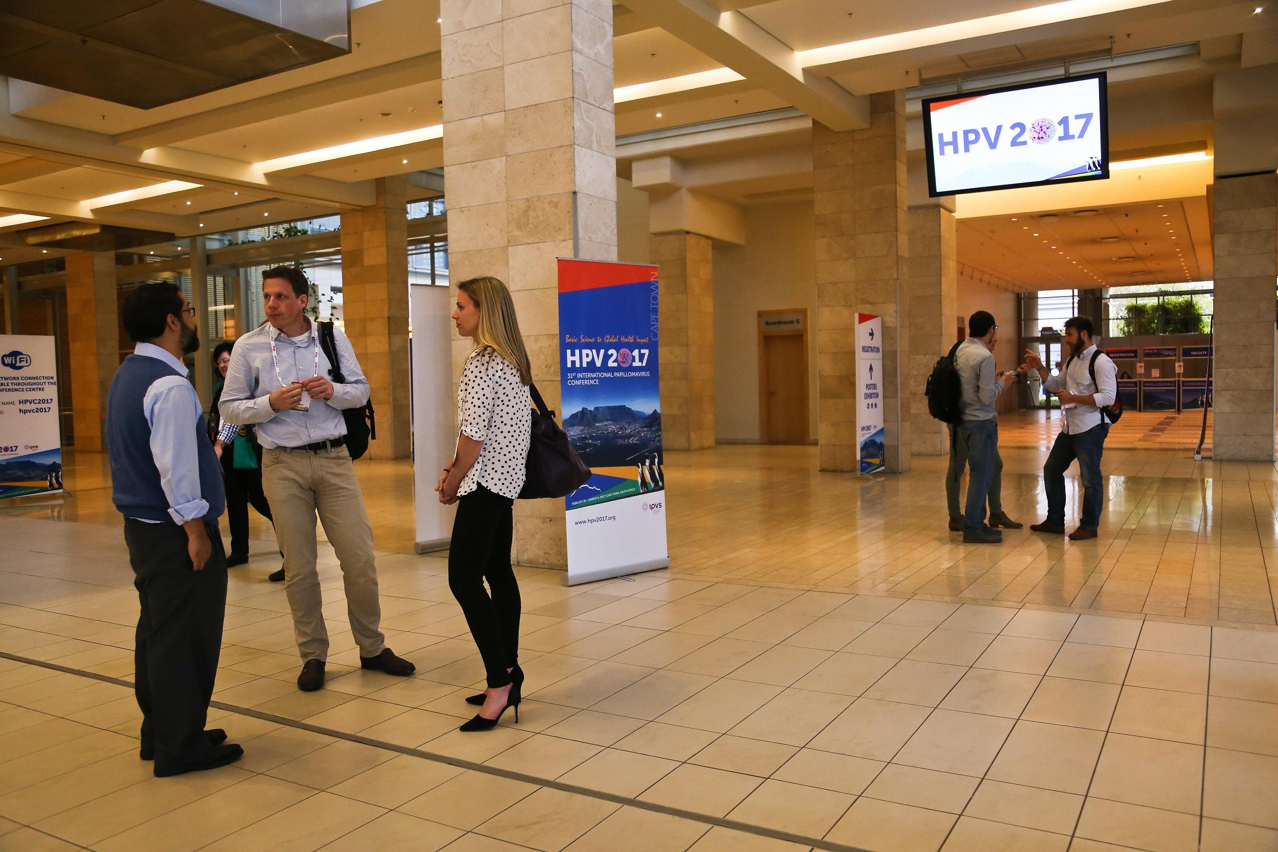 HPV - Day 3 - Exhibit Hall & Technicals-101