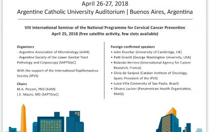 Latin American Human Papillomavirus Symposium