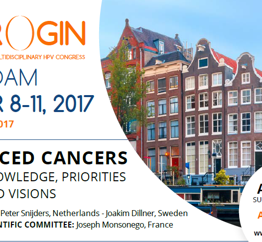 IPVS endorses EUROGIN 2017 in Amsterdam, Netherlands