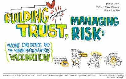 IPVS attends the Symposium: 'Building Trust, Managing Risk: Vaccine Confidence and Human Papillomavirus Vaccination'
