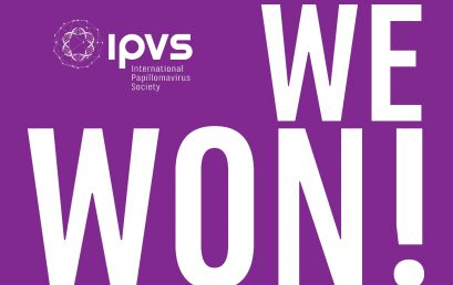 HPV Awareness Day Won the Effective Voice of the Year Campaign