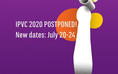 IPVC 2020 POSTPONED!