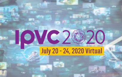 IPVC 2020 – News update