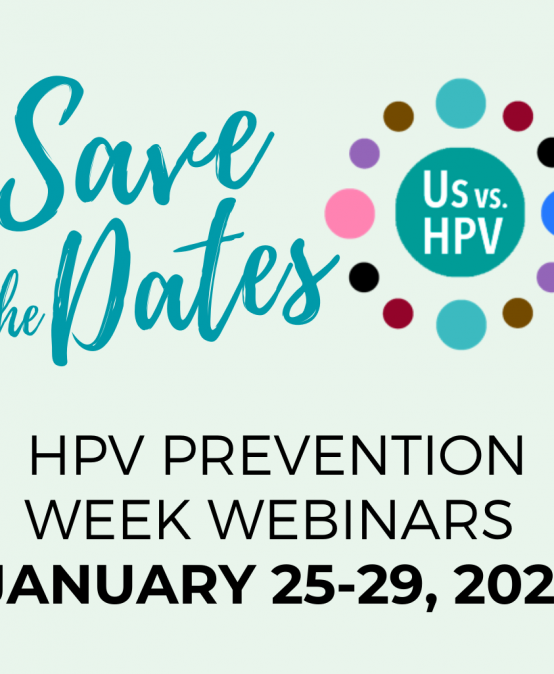 HPV Prevention Week – US
