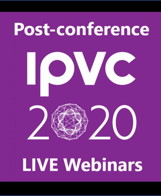 IPVC 2020 Free Live Webinars – Session II: HPV DNA Testing