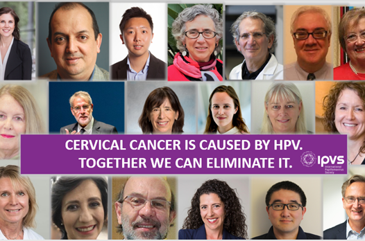 IPVS endorses WHO Call to Action to Eliminate Cervical Cancer